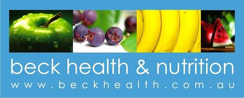Beck Health Nutrition